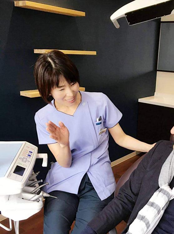 たなか歯科口腔外科クリニック副院長,田ノ岡亜矢子
